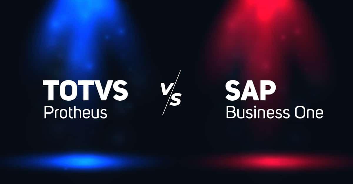 Quais as principais diferenças entre SAP Business One e o Protheus